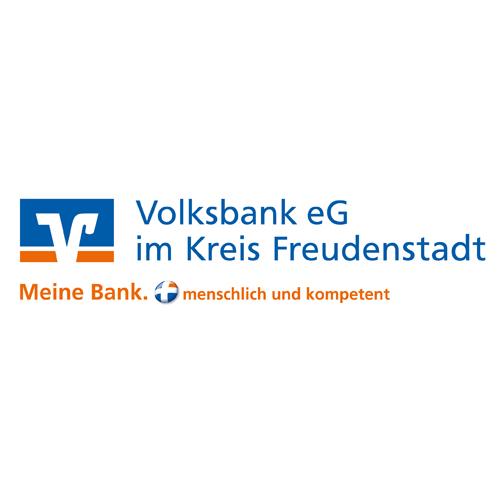 Logo Volksbank eG im kreis Freudenstadt