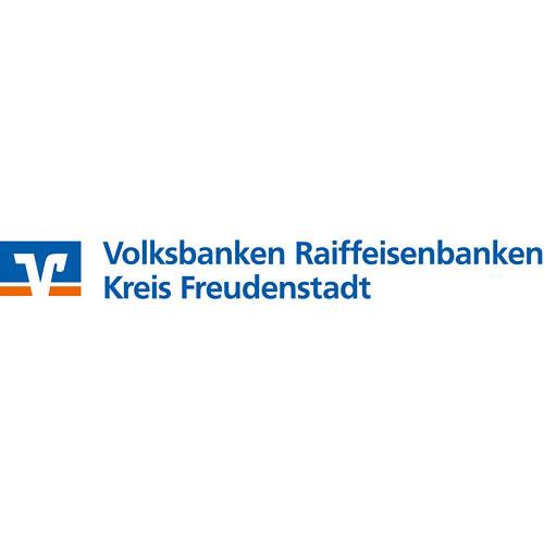 Logo Volksbanken Raiffeisenbanken im Kreis Freudenstadt