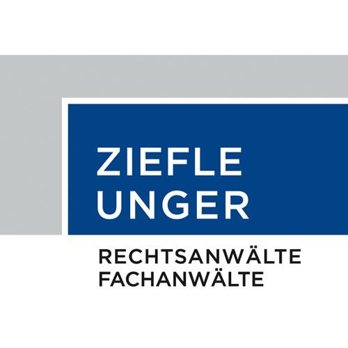Logo ZIEFLE UNGER Partnerschaft von Rechtsanwälten mbB
